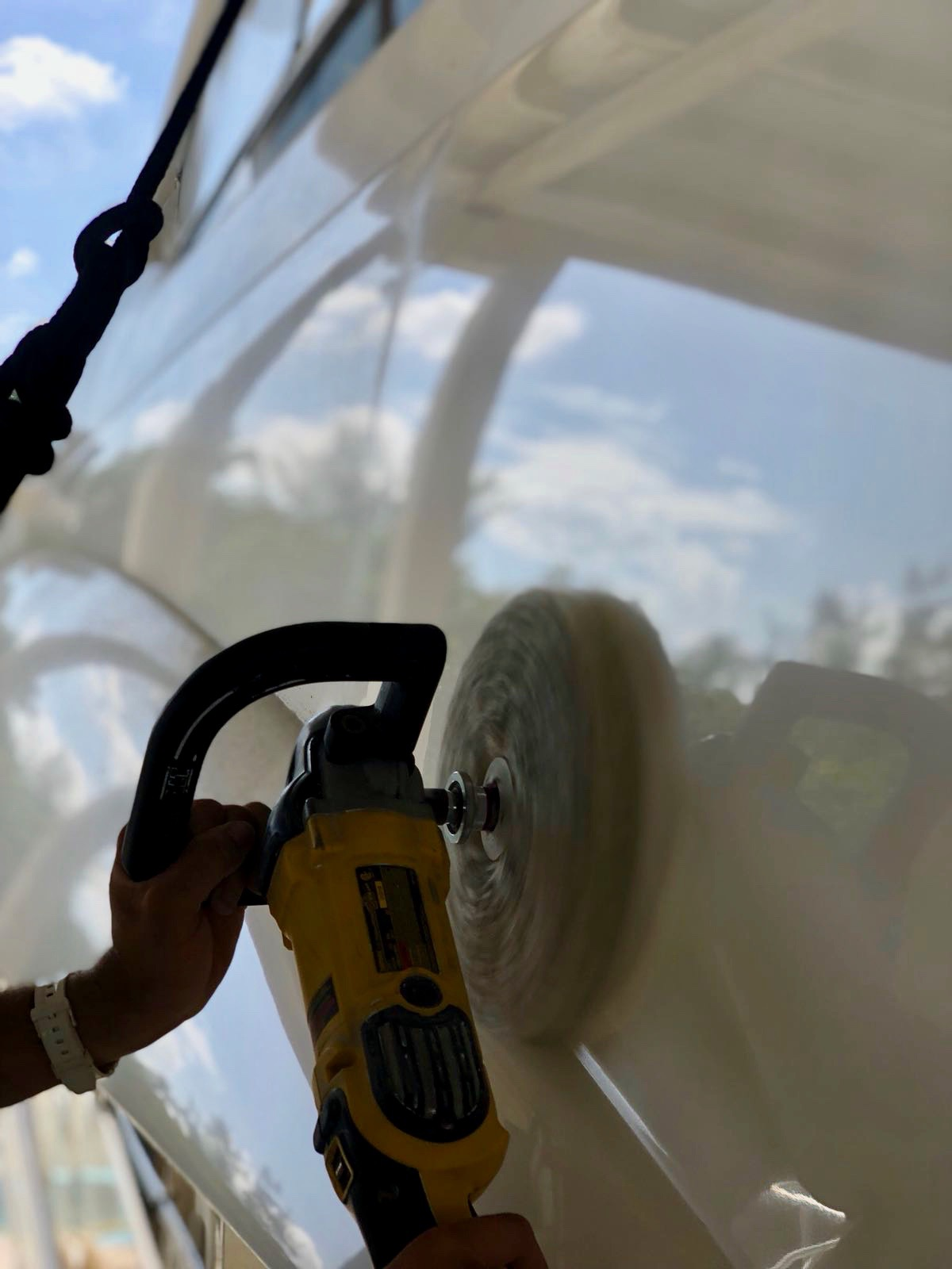 Yacht Detailing Blogs Boat Detailing Fort Lauderdale